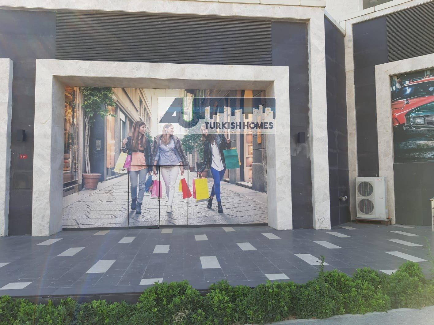 Başakşehir 500m2 Kiracılı Dükkan
