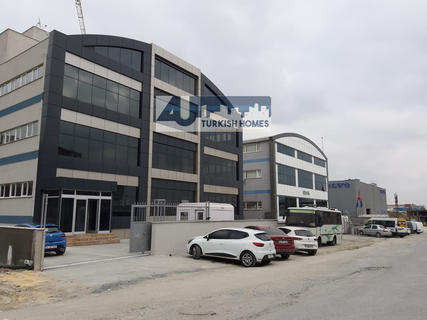 FACTORY BUILDING FOR SALE